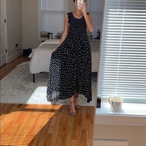 Polka dot FREE PEOPLE dress